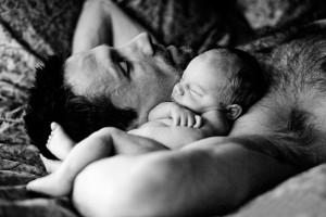Dormir junto é realmente fantástico!