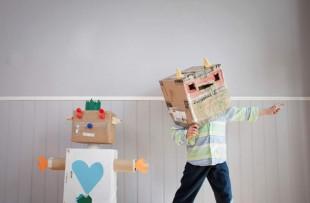 Estimular a Criatividade das Crianças
